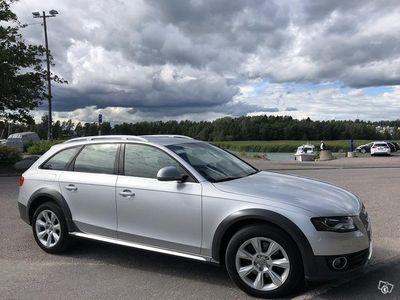 käytetty Audi A4 Allroad 2.0 Bensiini v.2010 ajettu 155tkm