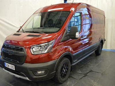 käytetty Ford Transit Van 350 2,0 TDCi 170 hv M6 Neliveto Trail L3H2 4,1