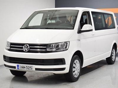 käytetty VW Caravelle Comfortline pitkä 2,0TDI 110kW DSG **9-PAIK, Alv, Koukku**