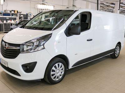 käytetty Opel Vivaro Van Edition L2H1 1,6 CDTI Bi Turbo ecoFLEX 92kW MT6 **** LänsiAuto Safe -sopimus hintaan 590e ****