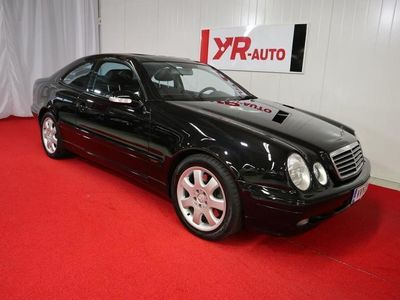 käytetty Mercedes CLK430 V8 Coupe Autom. Avantgarde *UPEA*