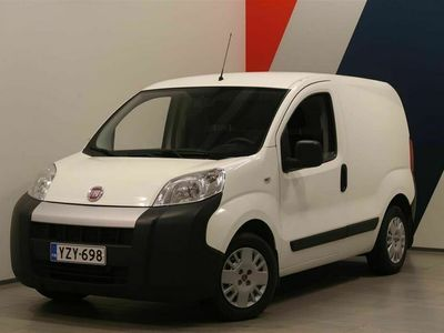 käytetty Fiat Fiorino Van 1,3 Multijet SX 2.5m3 (pa) Black&White YZY-698   Laakkonen