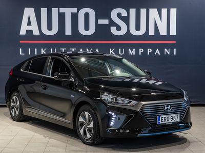 käytetty Hyundai Ioniq hybrid DCT Comfort WLTP