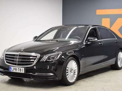 käytetty Mercedes S560 e L Premium Hybridi
