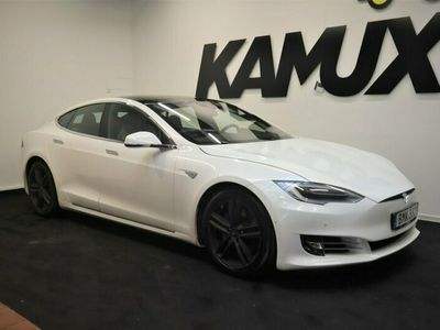 käytetty Tesla Model S 90D Pano AP Facelift S&V-Hjul