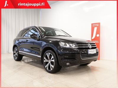 käytetty VW Touareg 3,0 V6 TDI 180 kW (245 hv) 4MOTION BlueMotion Technology Tiptronic-automaatti