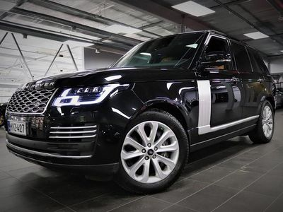 käytetty Land Rover Range Rover P400e Autobiography, Adapt. vakkari, Vetokoukku, Webasto, Hieronta, Metalliväri, Soft close