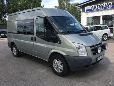 käytetty Ford Transit 2,4d 4-veto