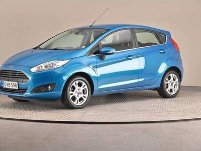 käytetty Ford Fiesta 1,0 80 S/STitanium 5ov