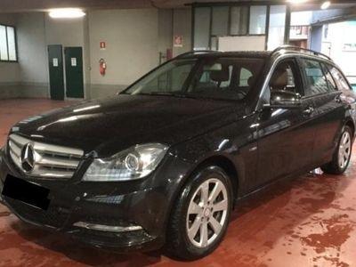 käytetty Mercedes C220 CDI BlueEfficiency AUT FACELIFT *NAHKAT*NAVI*ILS*PDC*YMS!!