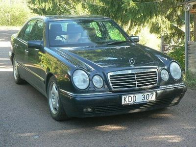 käytetty Mercedes 300 Turbodiesel-99 Avantgarde -99