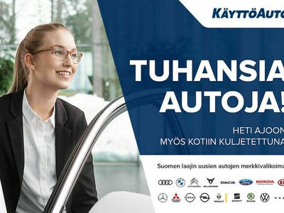 käytetty Citroën C5 2,0i 16v Exclusive Break Autom