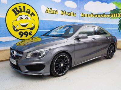 käytetty Mercedes 200 CLA-sarjaBE A Premium Business AMG Styling VAKKARI, TUTKAT ETEEN JA TAAKSE, PERUUTUSKAMERA - *VARASTON TYHJENNYSI!*