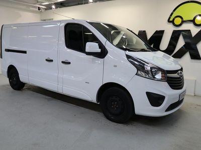 käytetty Opel Vivaro / ALV / NAVI / EBER / Van Edition L2H1 1,6 CDTI Bi Turbo ecoFLEX 92kW MT6
