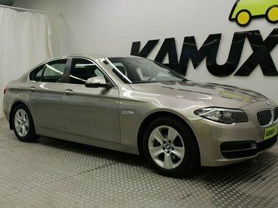 käytetty BMW 520 TwinPower Turbo A F10 Sedan Business Automatic / TULOSSA!