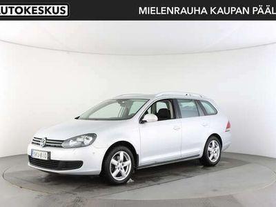 käytetty VW Golf Variant Comfortline 1,4 TGI 81kW Bluemotion #TULOSSA