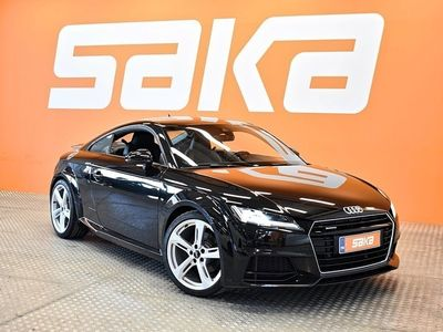 käytetty Audi TT Coupé 2,0 TFSI 169 kW quattro S tronic S-Line ** Bang&Olufsen / 3x S-Line / Matrix-LED / Digimittari / TULOSSA **