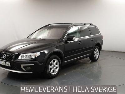 käytetty Volvo XC70 D4 AWD Momentum D-Värm Taklucka Välservad