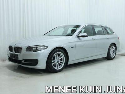 käytetty BMW 520 5-SARJA F11 Touring d A Business *XENON, PROF.NAVI, NAHKAT YMS.*