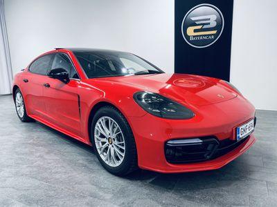 käytetty Porsche Panamera 4 E-HYBRID EXECUTIVE LANG **NIGHT VISION, BURMESTER HIGH-END, LED MATRIX, TAKAVIIHDEPAKETTI, SPORT D
