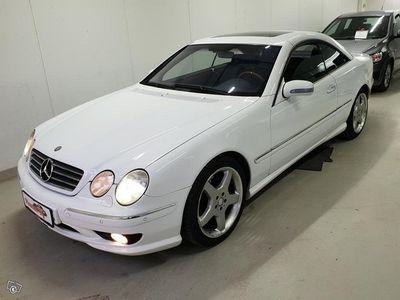 käytetty Mercedes CL55 AMG AMG