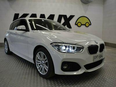 käytetty BMW 118 F20 d xDrive M Sport