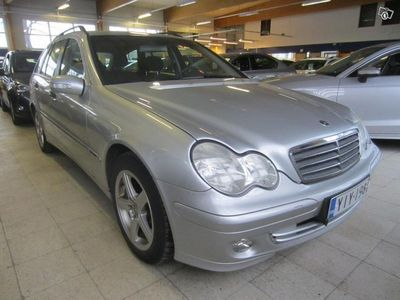 käytetty Mercedes C200 Kompressor