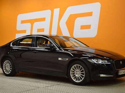 käytetty Jaguar XF 20d Prestige Business Aut
