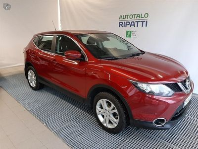 käytetty Nissan Qashqai dCi 110 Acenta 2WD 6M/T E6 Safety Pack Connect