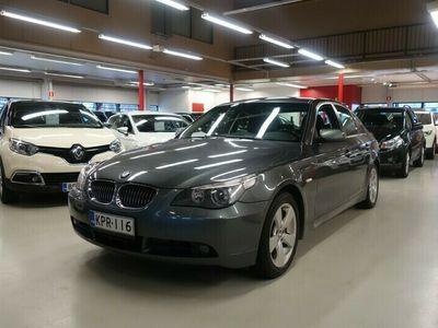 käytetty BMW 530 530 xd Sedan (AA) 4ov 2990cm3 *Xenon/ Polttoainekäyttöinen lisälämmitin*