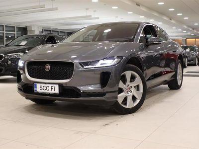 käytetty Jaguar I-Pace SE Peruutuskamera, Adaptiivinen vakionopeudensäädin, Nahkaverhoilu, Meridian