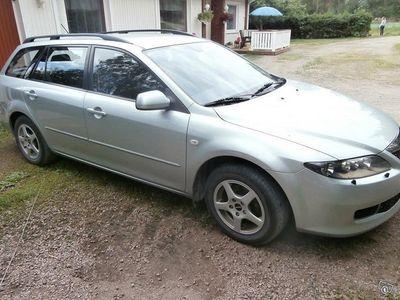 used Mazda 6 farmari