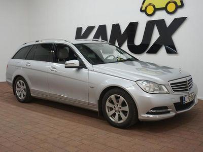 käytetty Mercedes C250 CDI 4Matic A **NELIVETO / VETOKOUKKU / NAVI**