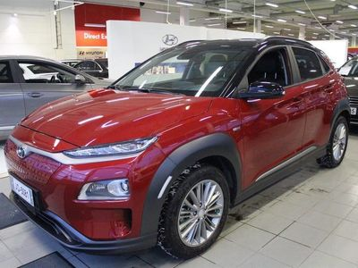 käytetty Hyundai Kona KonaElectric 64 kWh 204 hv Style MY20.5 ** 2 x Renkaat alumiinivanteilla! **