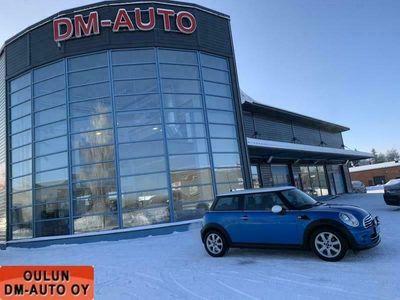 käytetty Mini Cooper R56 Hatchback Business Aut.ilmastointi, cruise Kaunis yksilö!