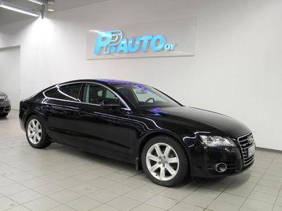 käytetty Audi A7 3,0 V6 TDI 180 kW quattro S tronic Start-Stop - Korko 0,99 % ja 1.erä maaliskuussa! Kaskovakuutus -3