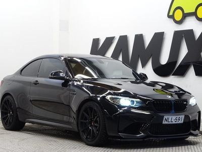 käytetty BMW M2 M2 F87 CoupeDCT A Professional Navi, Comfort Access, Connected Drive