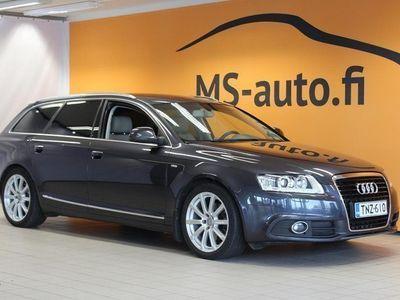 käytetty Audi A6 Avant S line Business Plus 2,0 TDI (DPF) multitronic