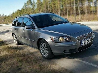 käytetty Volvo V50 2005 2.0d summum