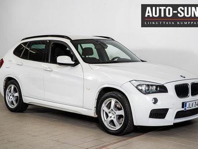 käytetty BMW X1 sDrive20d A E84