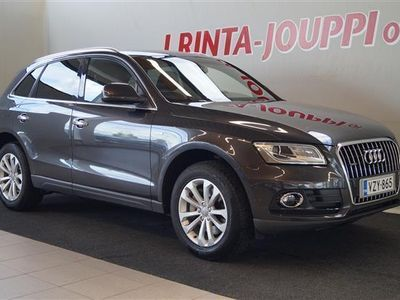 käytetty Audi Q5 Business 3,0 V6 TDI 180 kW quattro S tronic