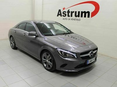 käytetty Mercedes CLA220 d A Premium Business *Led-ajovalot / per. kamera / 1. omistaja*