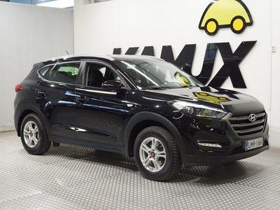 käytetty Hyundai Tucson 1,6 6MT ISG Classic / Vetokoukku / Ratin lämmitys / BT-Audiontoistolla