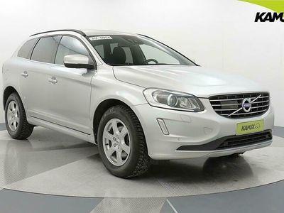 käytetty Volvo XC60 D4 AWD Momentum aut / Tulossa myyntiin / Webasto / VOC / Adapt vakkari