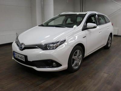 käytetty Toyota Auris Touring Sports 1,8 Hybrid Active **** Korko 0,99% + min. 1500 EUR takuuhyvitys ****