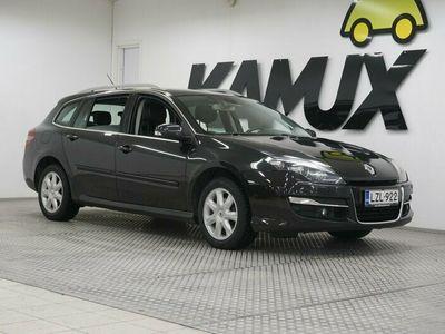 käytetty Renault Laguna Sport Tourer 1,5 dCi 110hv 6MT FAP Dynamique Business / Pa-lämmitin / Navigointi / Koukku /