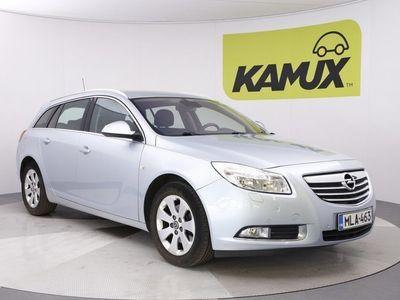 käytetty Opel Insignia 2,0 CDTI 118kW AT6 / Polt.aine lisälämmitin / Vetokoukku