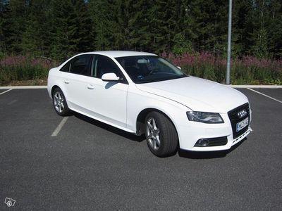 käytetty Audi A4 2,0 TFSI 155 kW quatro S tronic automatic