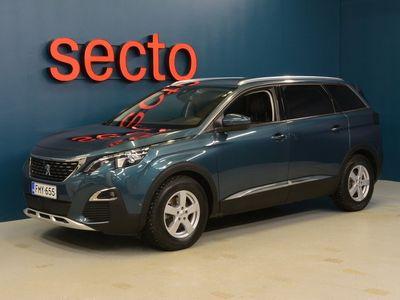 käytetty Peugeot 5008 Allure PureTech 130, 7-Paikkainen, 360 Kamera, Sähköpenkki Muistilla - korkotarjous 0,9%