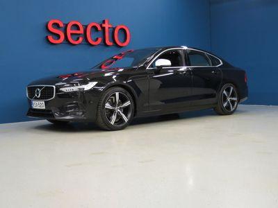 käytetty Volvo S90 D5 AWD Business R-Design A, Navigointi, Kattoluukku, Lisälämmitin